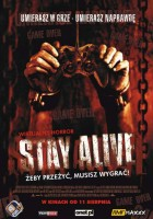 plakat - Stay Alive (2006)