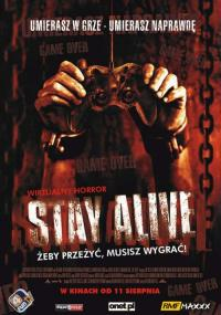 Stay Alive (2006) plakat