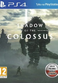 Shadow of the Colossus (2005) plakat