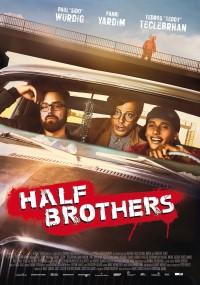 Halbe Brüder (2015) plakat