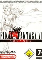 plakat - Final Fantasy VI (1994)