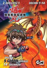Bakugan: Młodzi wojownicy (2007) plakat