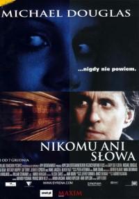 Nikomu ani słowa (2001) plakat