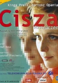 Cisza (2001) plakat