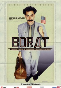 Borat: Podpatrzone w Ameryce, aby Kazachstan rósł w siłę, a ludzie żyli dostatniej (2006) plakat