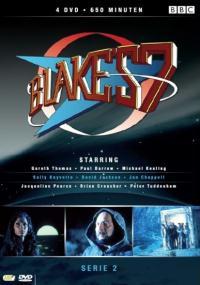 Blake's 7 (1978) plakat