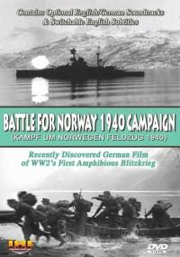 Kampf um Norwegen. Feldzug