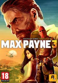 Max Payne 3 (2012) plakat