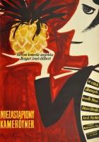 plakat - Niezastąpiony kamerdyner (1957)