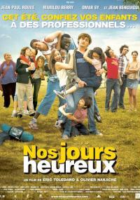 Szczęśliwe dni (2006) plakat