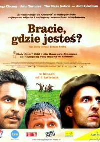 Bracie, gdzie jesteś? (2000) plakat