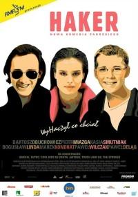Haker (2002) plakat