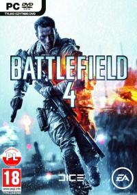 Battlefield 4 (2013) plakat