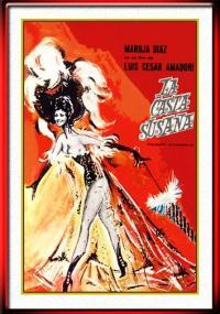 La Casta Susana (1963) plakat