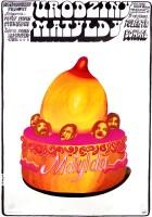 plakat - Urodziny Matyldy (1974)
