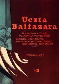 Uczta Baltazara (1954) plakat