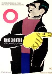 Irena do domu! (1955) plakat