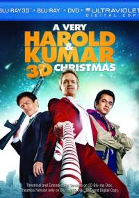 Harold i Kumar: Spalone święta (2011) plakat