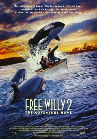 Uwolnić orkę 2 (1995) plakat