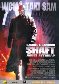 Shaft (2000) plakat
