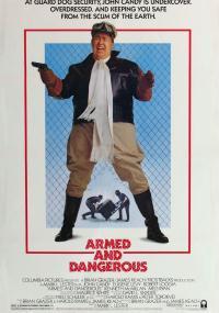 Uzbrojeni i niebezpieczni (1986) plakat