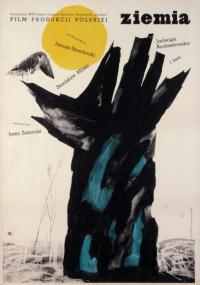 Ziemia (1956) plakat