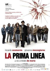 Na pierwszej linii (2009) plakat