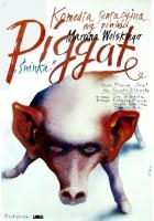 plakat - Świnka (1990)