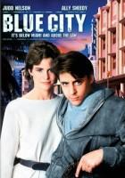 plakat - Smutne miasto (1986)