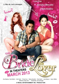 The Bride and the Lover (2013) plakat
