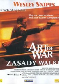 Zasady walki (2000) plakat