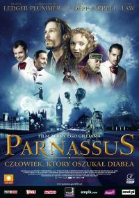 Parnassus (2009) plakat