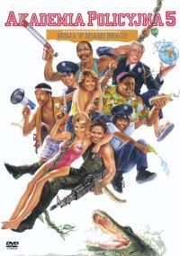 Akademia Policyjna 5: Misja w Miami Beach (1988) plakat