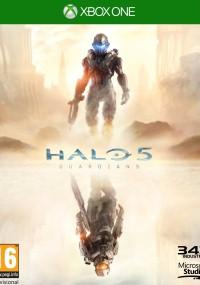 Halo 5: Guardians (2015) plakat