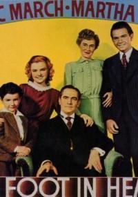 One Foot in Heaven (1941) plakat