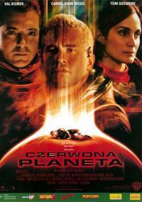 Czerwona planeta (2000) plakat