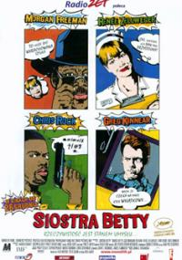 Siostra Betty (2000) plakat