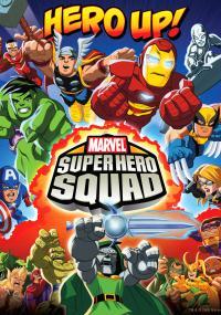 Super Hero Squad (2009) plakat