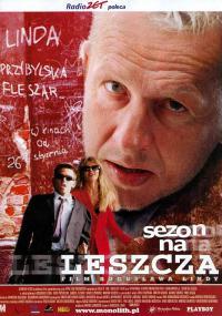 Sezon na leszcza (2000) plakat