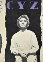 plakat - Decyzja (1960)