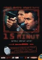 15 minut (2001) plakat