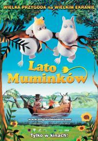 Lato Muminków (2008) plakat