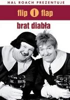 plakat - Flip i Flap: Brat diabła (1933)