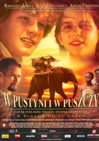 W pustyni i w puszczy (2001) plakat