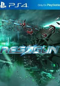 Resogun (2013) plakat