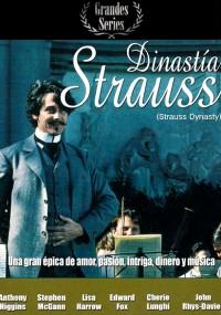 Rodzina Straussów (1991) plakat