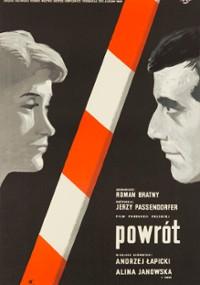 Powrót (1960) plakat