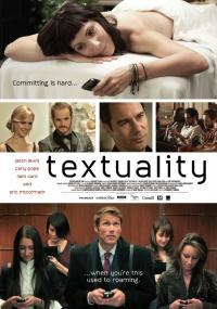 Textuality (2011) plakat