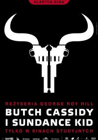 Butch Cassidy i Sundance Kid (1969) plakat