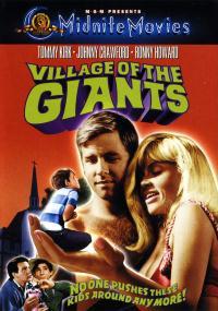 Village of the Giants (1965) plakat